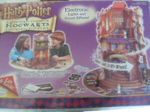 MATTEL Harry Potter Adventures Through Hogwarts Electronic 3D Game SPARES