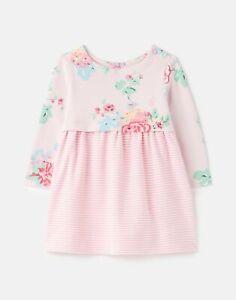 Stripe Floral Joules Hotch Potch Dress