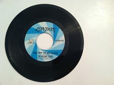 CLASSIC ROCK - THE ROLLING STONES - GET OFF OF MY CLOUD - 45 RPM - (ORIG)  VG+
