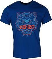 Men's Tiger Face  Kenzo T-Shirt, Short Sleeve,Crew Neck, Designer T-Shirt