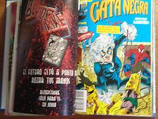 4 Sagas Gata Negra, Shadowman, Hellblaze, Agentes de Noche COMPLETAS en un tomo