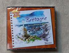 CD AUDIO/ COFFRET 3XCD BRETAGNE MUSIQUES DE NOS RÉGIONS READER'S DIGEST NEUF