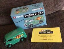 CORGI GOLDEN OLDIES 06201 MORRIS J CYDRAX