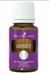 Young Living Essential Oils Lavender 15ml  New Sealed