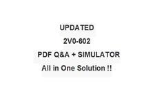 VMWARE VSPHERE 6.5 FOUNDATIONS 2V0-602  -  QA PDF&Simulator