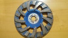 "MK Diamond SDG-7 Turbo Cup Grinding Wheel 7-inch 7/8""-5/8"" Arbor"