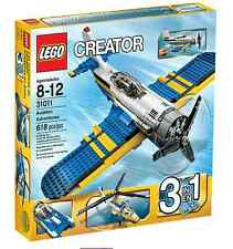 LEGO® Creator 31011 Propellermaschine NEU OVP_ Aviation Adventures NEW MISB NRFB