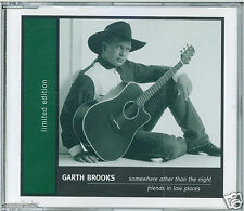 GARTH BROOKS - SOMEWHERE OTHER THAN THE NIGHT 1994 UK PROMO CD SINGLE GARTH 3