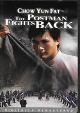 The Postman Fights Back (DVD) Chow Yun Fat