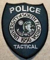FL University of South Florida Tactical Police Patch