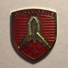 Vintage Oldsmobile Olds Small Badge Emblem Rocket Service nos oem Automobile