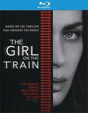 The Girl on the Train (Blu-ray Disc ONLY, 2016)