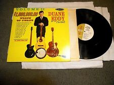 1,000,000 Worth of Twang Volume 2  - Duane Eddy LP MONO surf hot rod rockabilly