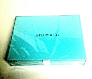Tiffany Co.Vintage NEW, SEALED 2 Deck Playing Card Set Red & Purple! Great Gift!