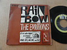 "DISQUE 45T DE THE EMOTIONS  "" RAINBOW """