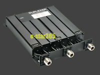 GOOD NEW  6 CAVITY UHF DUPLEXER for radio repeater N connector UHF Duplexer 50W