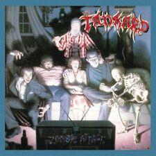 Tankard - Zombie Attack ( Thrash-Metal CD RAR OOP  ) u.a Acid Death, Poison NEU