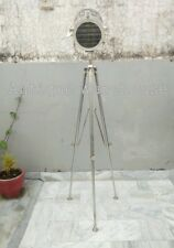 Vintage Industrial Spot Light Floor Lamp With Steel Stand Modern Searchlight