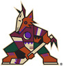 Arizona Coyotes NHL Color Die-Cut Decal / Sticker *Free Shipping