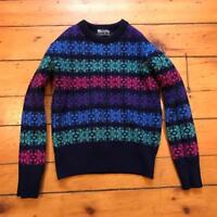 Vintage Meister Wool Sweater Kids Size S