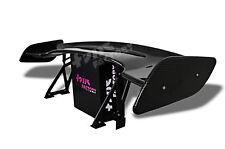 Universal Alerón Trasero GT ala de fibra de carbono BGW Drift JDM mostrar Track GT-110