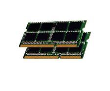 8GB (2X4GB) DDR3 MEMORY RAM PC3-8500 DDR3-1066MHz SODIMM 204-PIN CL7