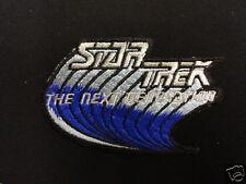 Star Trek The Next Generation Blue LogoPatch P14
