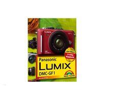 Panasonoc Lumix DMC-GF1 Pocket Guide 12seitige Klappkarte Markt & Technik NEU