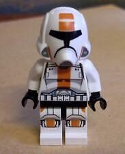 Lego Star Wars Republic Trooper Figur weiss orange Republik Soldat Soldier Neu