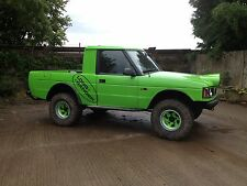 DISCOVERY BOBTAIL 200 300 Pickup complete fiberglass kit project LAND ROVER