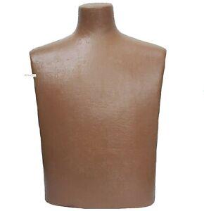 Male Mannequin Torso Upper Body Plastic