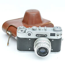 Zorki 5 & objetivamente Antik Industar 50 3,5/50 analógico cámara Camera made in USSR