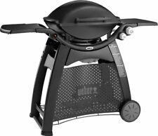 Weber 56010124 Family Q Q3100 LPG BBQ - Black