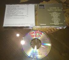 """Artisti Vari CD """" STORIE DI TUTTI I GIORNI """" Emozioni In Musica/De Agostini"""