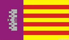MALLORCA 5x3 feet FLAG 150cm x 90cm flags SPAIN SPANISH BALEARIC ISLANDS