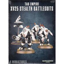 XV25 Stealth Battlesuits Tau Empire T'au Warhammer 40K NIB Flipside