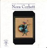 MD Mirabilia   EMI Bewitchng Pixie   Nora Corbett  NC208 cross stitch pattern