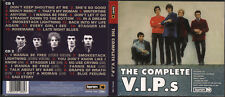 THE V.I.P.'S complete collection 2 cd set MIKE HARRISON/GREG RIDLEY/SPOOKY TOOTH