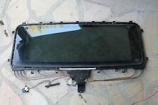 El. Sunroof Glass Roof Front W638 Vito Mercedes