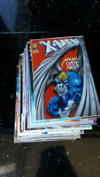 "COMICS      ""X-MEN""    Band  1   -   25      Zustand  0/1 bb"