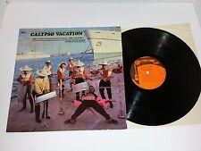 CALYPSO VACATION LP  Richard Massiah's Steel Orchestra MERRY DISC MM-013 VG+