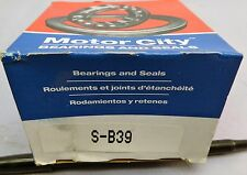 Motor City Bearings and Seals S-B39