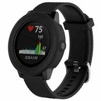 Silikon für Garmin Vivoactive 3 Uhr Schutzhülle Armband Case Cover Shell Ersatz