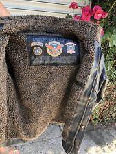 New listing vintage leather jacket
