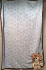 Koala Baby Puppy Blanket Plush Lovey Security 3D Dog Paws Blue 30x40 FREE SHIP