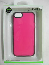 BELKIN Grip Candy Sheer Case for iPhone 5 & iPhone5s F8W138qeC03 CLEARANCE [F00]