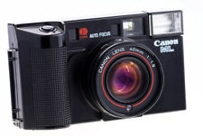 Canon AF35ML 40 mm f 1,9 Point and Shot Camera SN: D41861 ISO 1000 Version