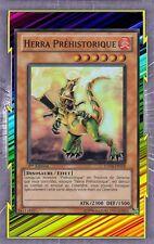 Herra Préhistorique HA04-FR018 Feu Dinosaure Effet Niveau 6 YGO