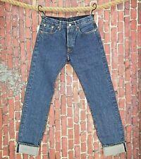 Levis Vintage Clothing LVC 1978 501 13.5oz Blue Selvedge Jeans W28 L34 New £210