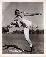 Vintage 8x10 Photo - Los Angeles Rams - Bob Waterfield